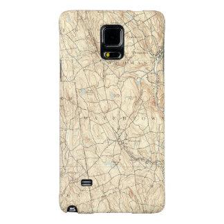 17 Waterbury sheet Galaxy Note 4 Case