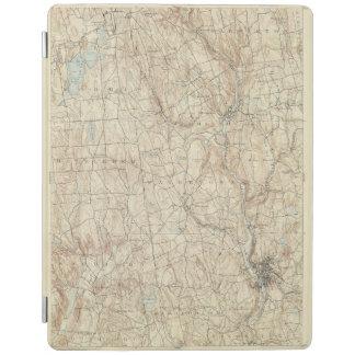 17 Waterbury sheet iPad Cover