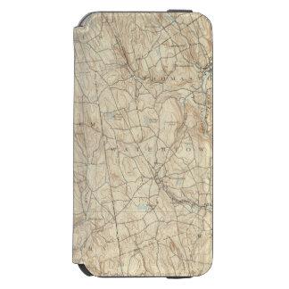 17 Waterbury sheet iPhone 6/6s Wallet Case