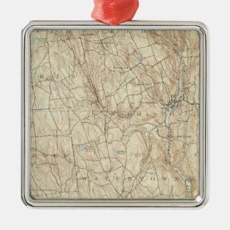 17 Waterbury sheet Metal Ornament