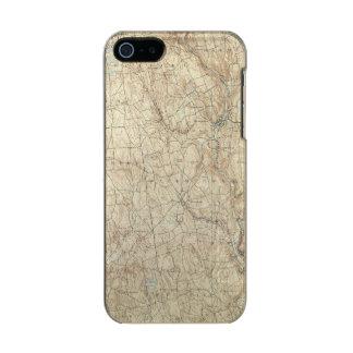17 Waterbury sheet Metallic iPhone SE/5/5s Case
