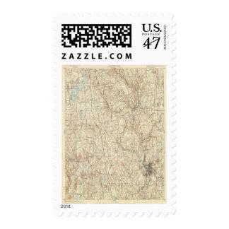 17 Waterbury sheet Postage