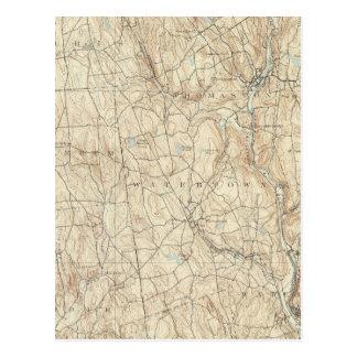 17 Waterbury sheet Postcard