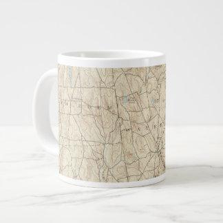 17 Waterbury sheet 20 Oz Large Ceramic Coffee Mug