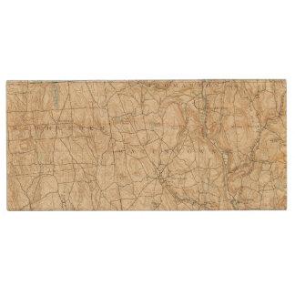 17 Waterbury sheet Wood Flash Drive