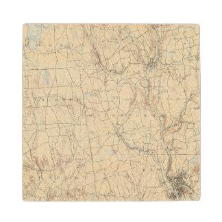 17 Waterbury sheet Wooden Coaster