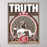 "17"" X 22"" Buddha TRUTH poster"