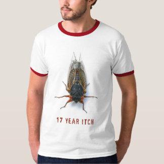 17 Year Itch Cicada Shirt