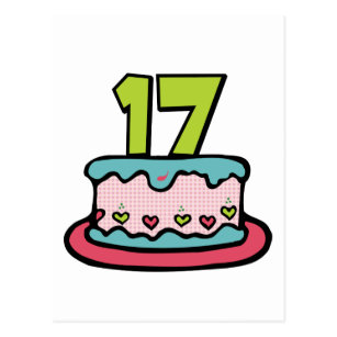 17 Year Old Birthday Cake Gifts On Zazzle Rh Com Male Boy Pictures