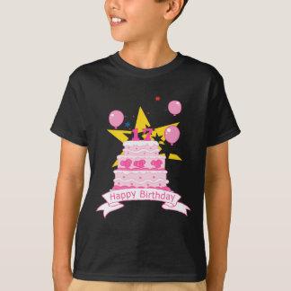 17 Year Old Birthday Cake T-Shirt