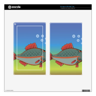 17fish skin for kindle fire