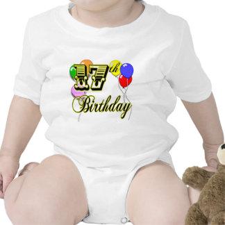 17mo Cumpleaños Traje De Bebé