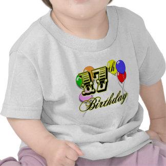 17mo Cumpleaños Camisetas