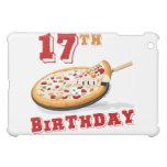 17mo Fiesta de la pizza del cumpleaños