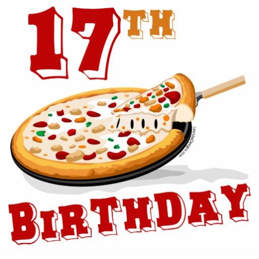 17mo Fiesta de la pizza del cumpleaños Esculturas Fotográficas
