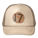 17mos regalos de cumpleaños de la pintada gorras