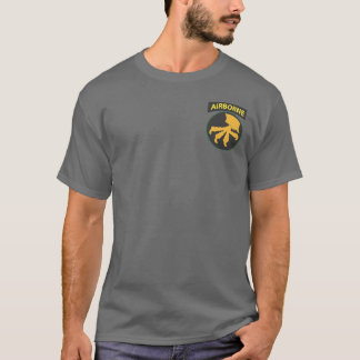 17th Airborne Division T-shirts