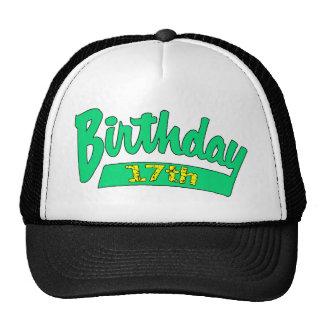 17th Birthday Gifts Trucker Hat