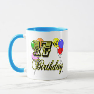 17th Birthday Merchandise Mug