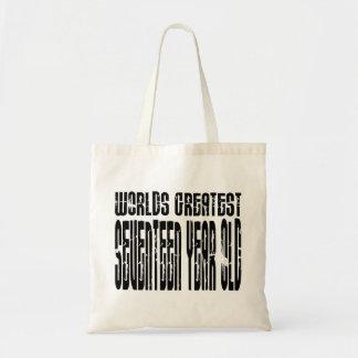 17th Birthdays Worlds Greatest Seventeen Year Old Bags