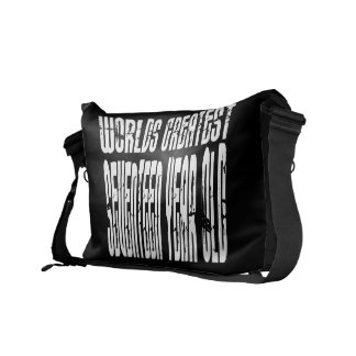 17th Birthdays Worlds Greatest Seventeen Year Old Courier Bags
