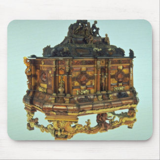 17th century amber casket, Malbork, Poland Mousepads