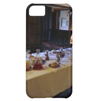 17th Century Kitchen at Old Moseley Hall iPhone 5C Covers