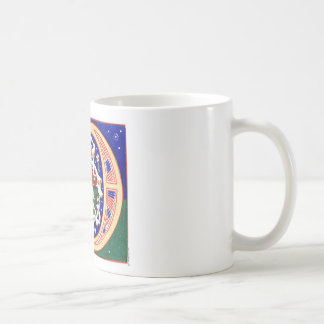 17th Century Letter D Coffee Mug