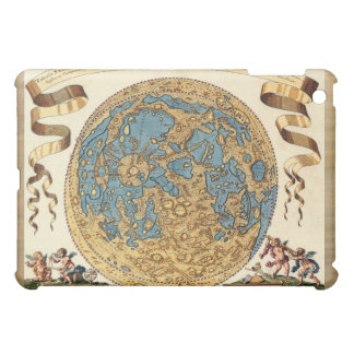 17th Century Lunar Map Cover For The iPad Mini
