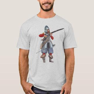 17th Century Musketeer T-Shirt