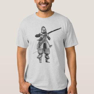 17th Century Musketeer Tee Shirt