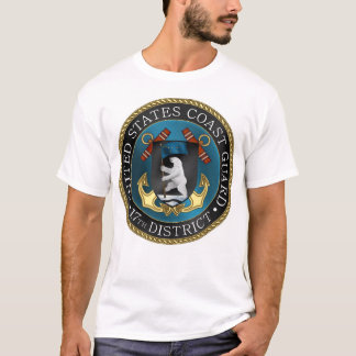 17th Coast Guard District T-Shirt