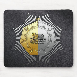 17th Degree: Knight of the East and West Mousepads