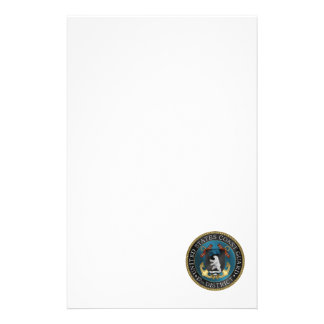 17th District USCG Personalized Stationery