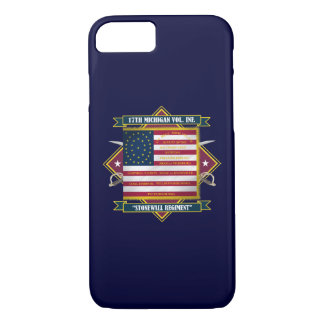 17th Michigan Volunteer Infantry iPhone 7 iPhone 7 Case