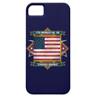 17th Michigan Volunteer Infantry iPhone SE/5/5s Case