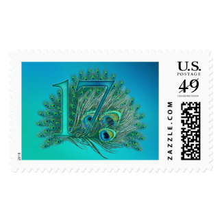 17th stamps