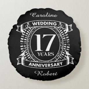 17 year wedding anniversary gifts zazzle