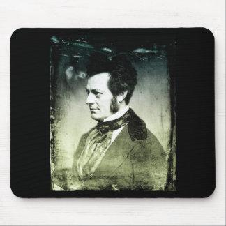 1800s Portrait of a Man Mouse Pad