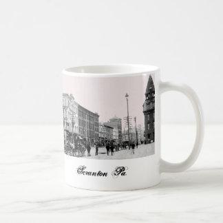 1800's Scranton Pa. Mug