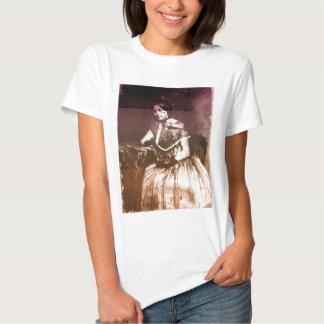 1800s Victorian Woman Portrait Shirt