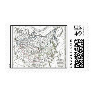 1806 Map - La Grande Tartarie Postage