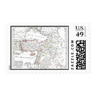 1806 Map - La Turquie d'Asie Postage