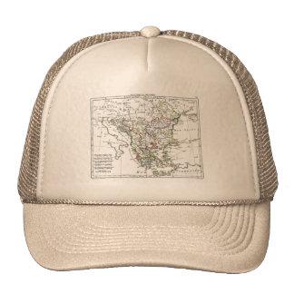 1806 Map - La Turquie d'Europe Trucker Hat