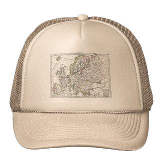 1806 Map - L'Europe Trucker Hat