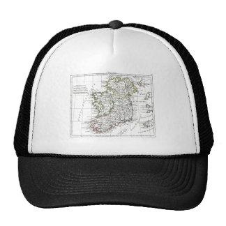 1806 Map - L'Irlande Trucker Hat