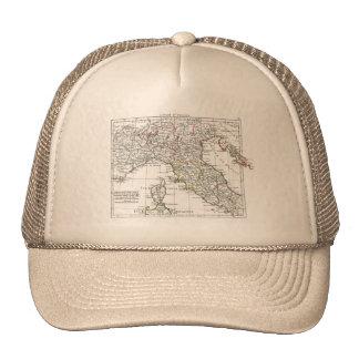1806 Map - L'Italie (Nord) Trucker Hat
