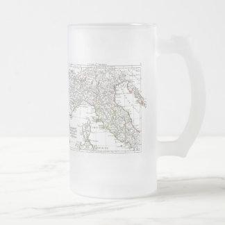 1806 mapa - L'Italie (Nord) Taza De Cristal