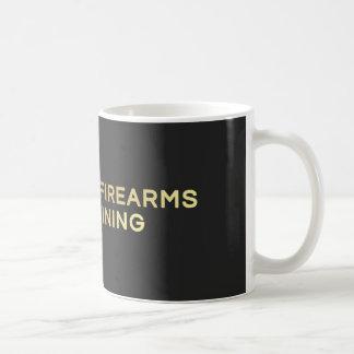 180 Firearms Training mug