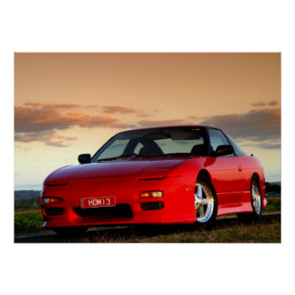 180SX POSTER